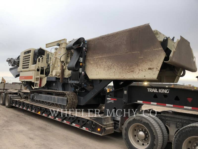 METSO TRITURADORAS LT1110 equipment  photo 5