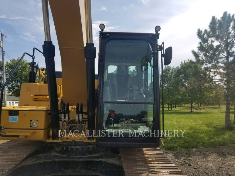 CATERPILLAR TRACK EXCAVATORS 323FL equipment  photo 5
