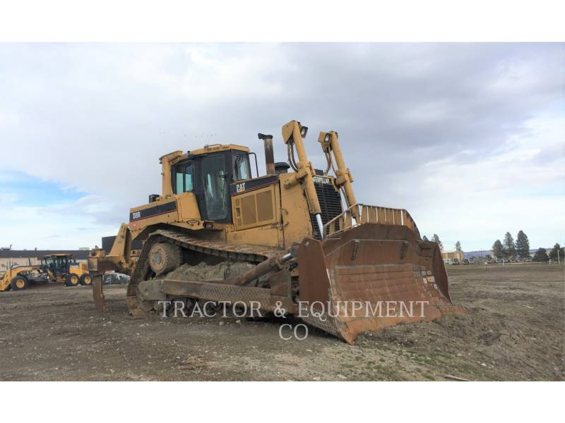 CATERPILLAR TRACTEURS MINIERS D8RLRC equipment  photo 3