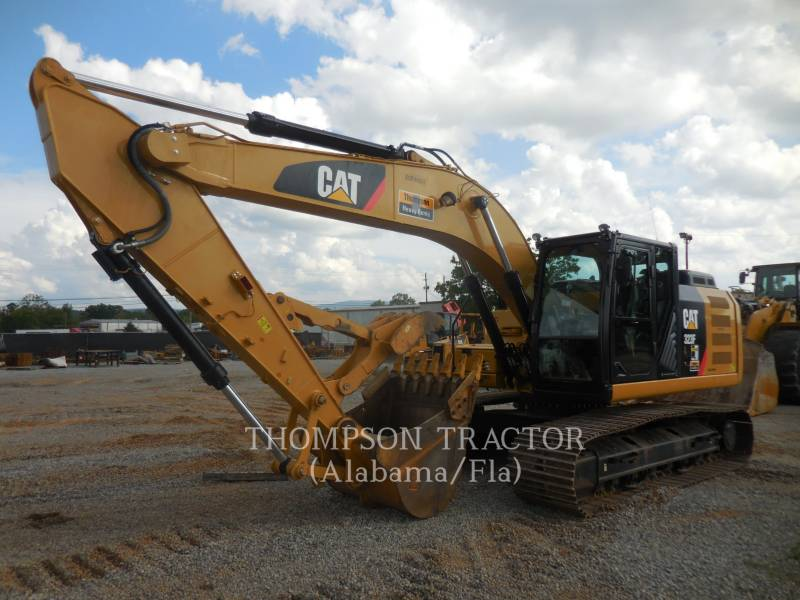 CATERPILLAR KOPARKI GĄSIENICOWE 323F equipment  photo 1