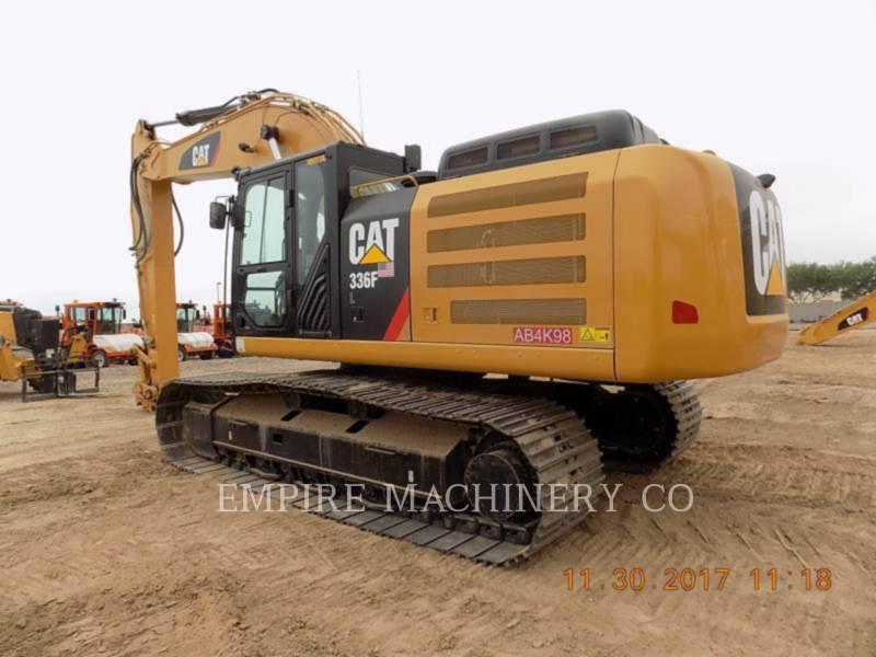CATERPILLAR トラック油圧ショベル 336F     P equipment  photo 3