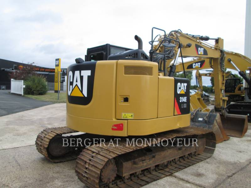 CATERPILLAR PELLES SUR CHAINES 314E equipment  photo 15