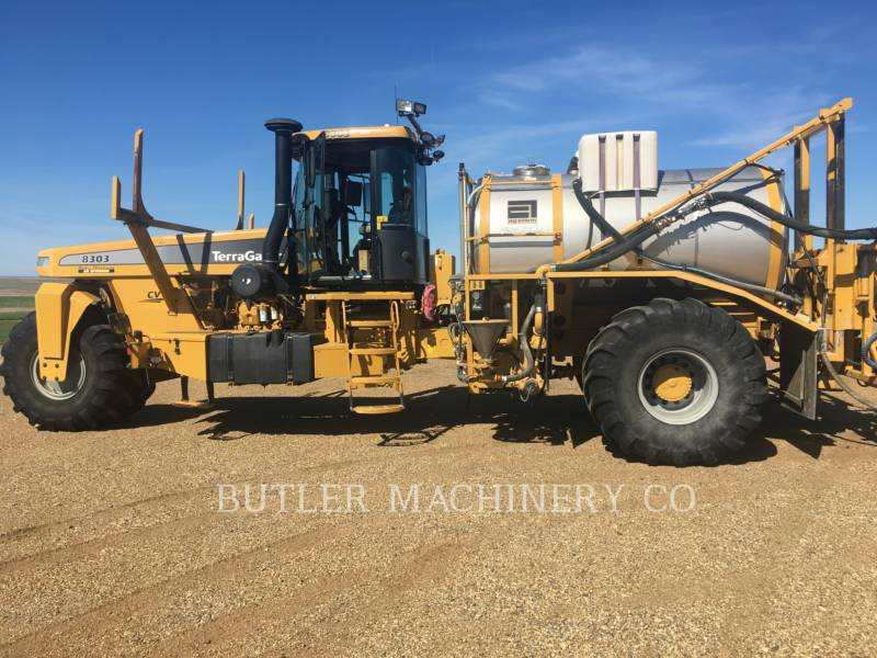 TERRA-GATOR PULVERIZADOR TG8303 equipment  photo 8