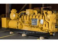 Equipment photo CATERPILLAR G3516 PPO G1000 STATIONÄR – ERDGAS 1