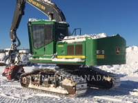 JOHN DEERE Forestal - Procesador 2154 equipment  photo 2
