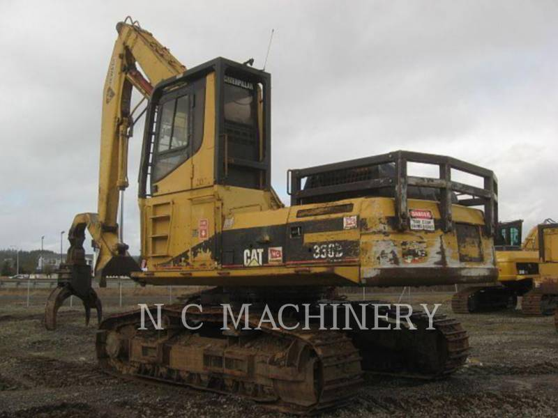 CATERPILLAR MÁQUINA FORESTAL 330B LL equipment  photo 4