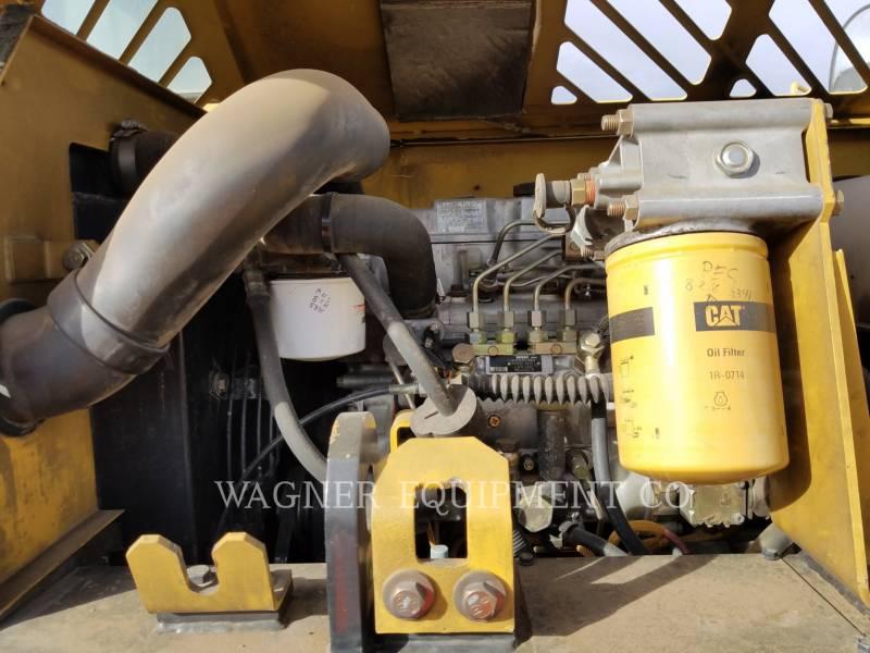 CATERPILLAR KETTEN-HYDRAULIKBAGGER 307C SB equipment  photo 9