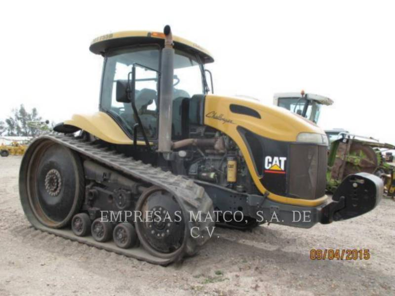 AGCO-CHALLENGER TRACTEURS AGRICOLES MT755B equipment  photo 8