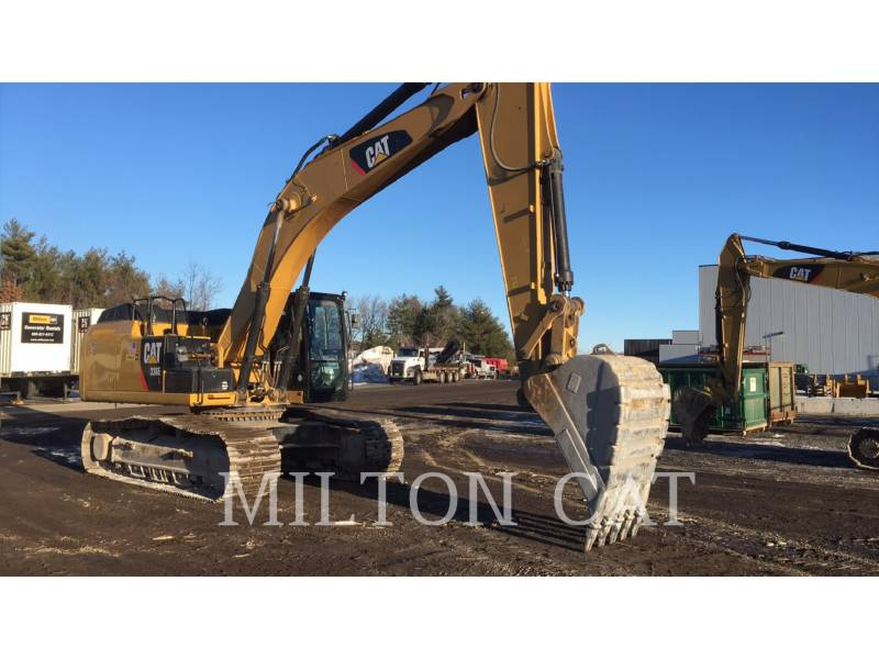 CATERPILLAR PELLES SUR CHAINES 336E L equipment  photo 2