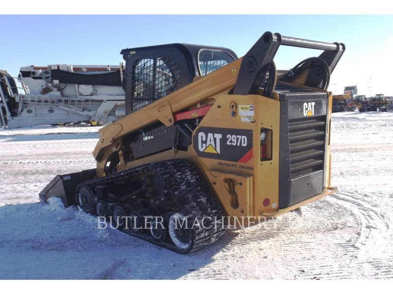 CATERPILLAR CHARGEURS COMPACTS RIGIDES 297D equipment  photo 3