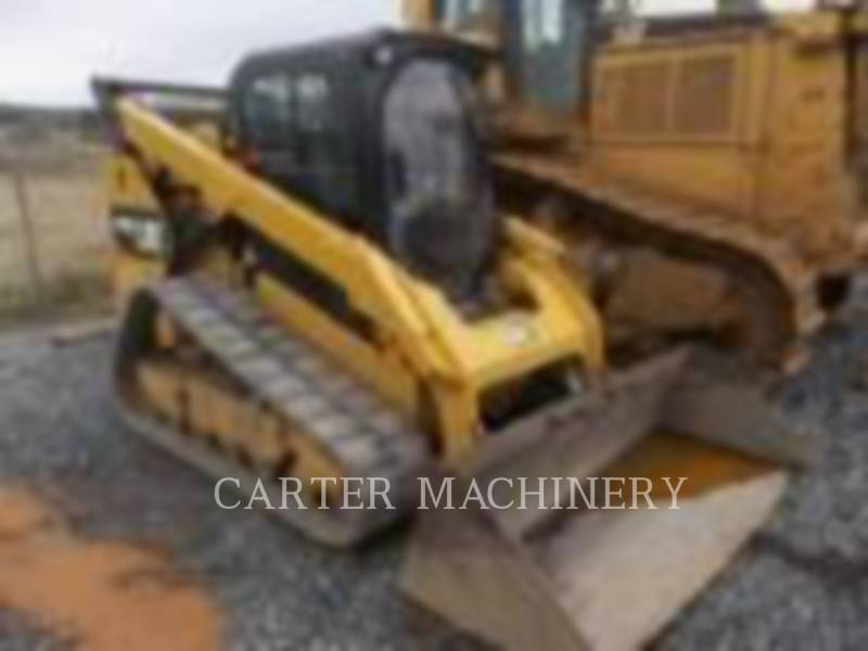 CATERPILLAR CHARGEURS COMPACTS RIGIDES 299D AC equipment  photo 1