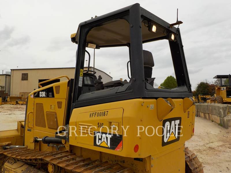 CATERPILLAR TRACK TYPE TRACTORS D3K2 XL equipment  photo 10