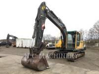 Equipment photo VOLVO CONSTRUCTION EQUIPMENT EC140BLC PELLES SUR CHAINES 1