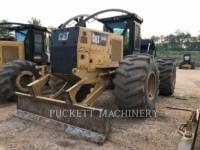 CATERPILLAR ATTIVITÀ FORESTALI - SKIDDER 545D equipment  photo 1