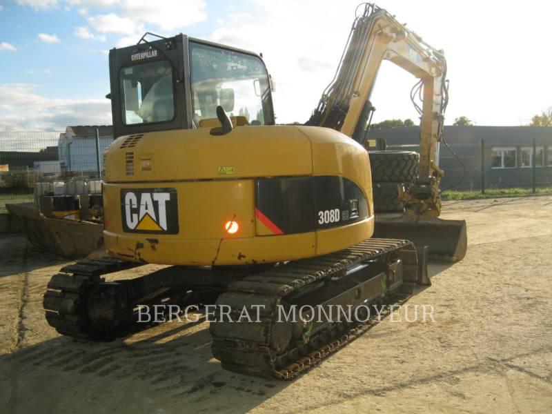 CATERPILLAR TRACK EXCAVATORS 308D equipment  photo 1