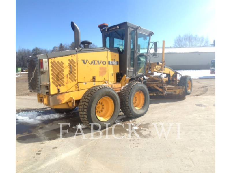 VOLVO MOTOR GRADERS G746B equipment  photo 1