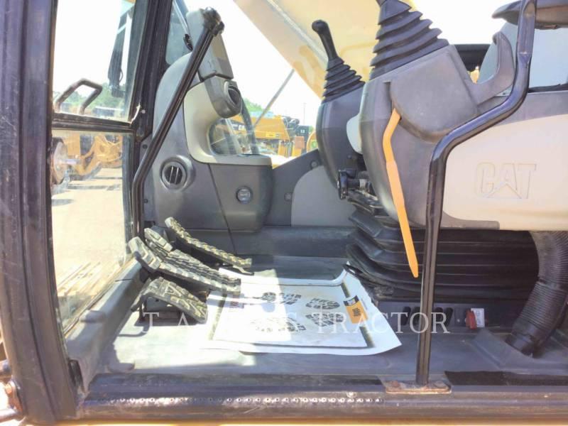 CATERPILLAR TRACK EXCAVATORS 324D 9 equipment  photo 11