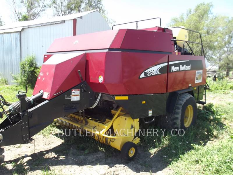FORD / NEW HOLLAND AG HAY EQUIPMENT BB960A equipment  photo 1