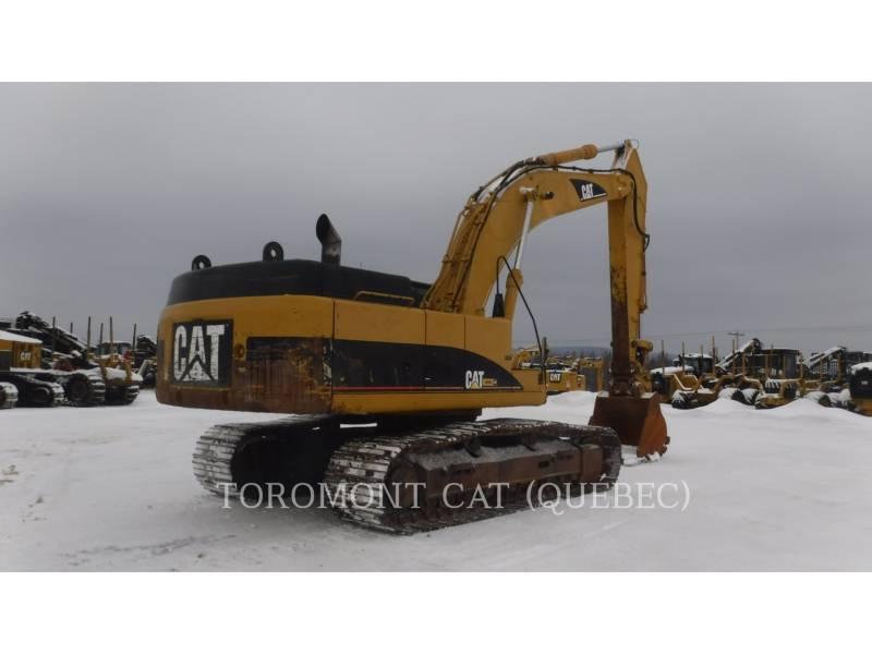 CATERPILLAR KETTEN-HYDRAULIKBAGGER 345CL equipment  photo 4