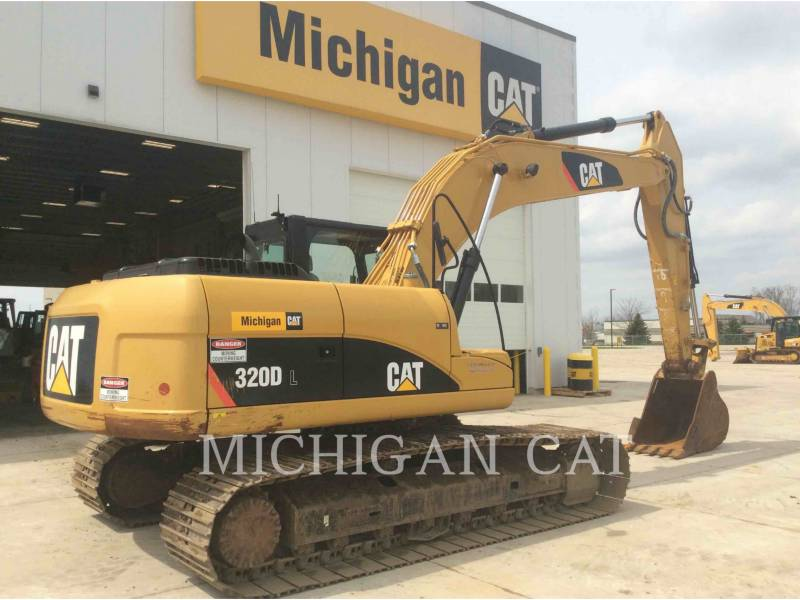 CATERPILLAR ESCAVADEIRAS 320DL PTQ equipment  photo 4