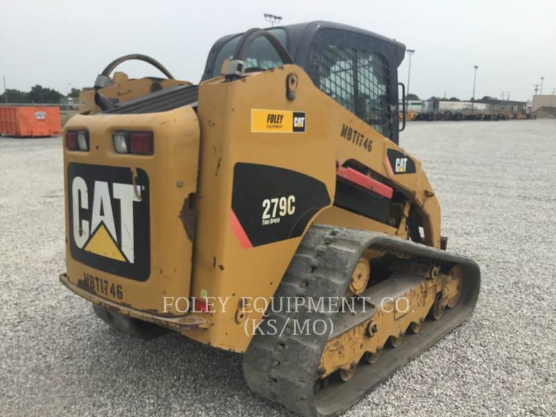 CATERPILLAR CHARGEURS COMPACTS RIGIDES 279CSTD1C equipment  photo 3