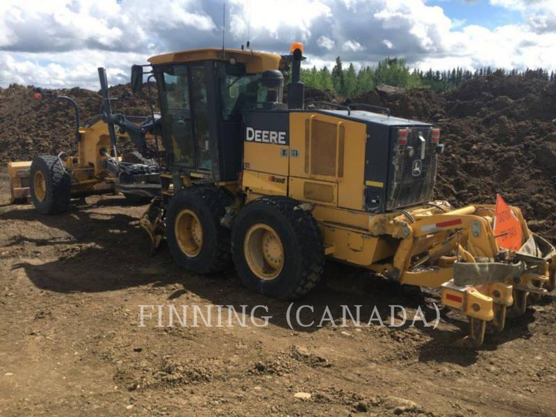 JOHN DEERE MOTORGRADER 872G equipment  photo 4