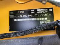 CATERPILLAR DELTALADER 259 D equipment  photo 24