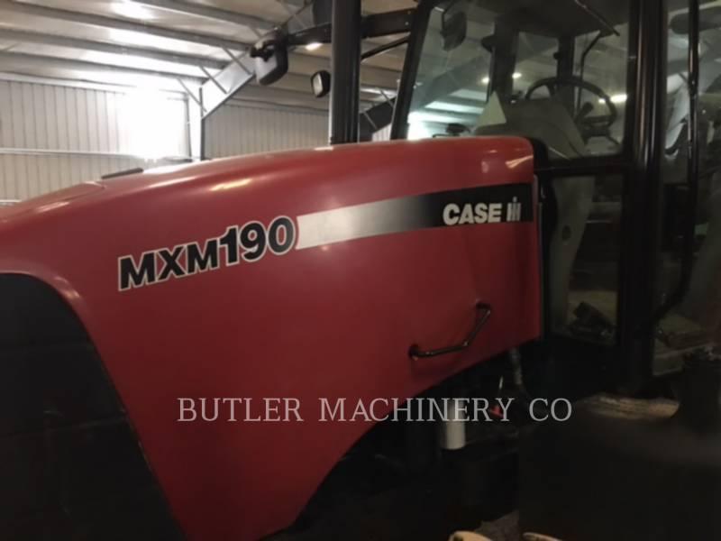 CASE/INTERNATIONAL HARVESTER AG TRACTORS MXM190 equipment  photo 3