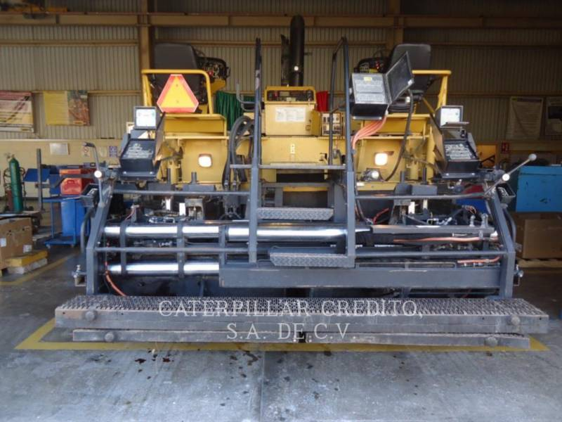CATERPILLAR ASPHALT PAVERS AP 1000 D equipment  photo 14