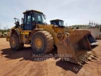 CATERPILLAR CARGADORES DE RUEDAS 980H equipment  photo 2