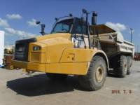 Equipment photo CATERPILLAR 740CEJ ARTICULATED TRUCKS 1