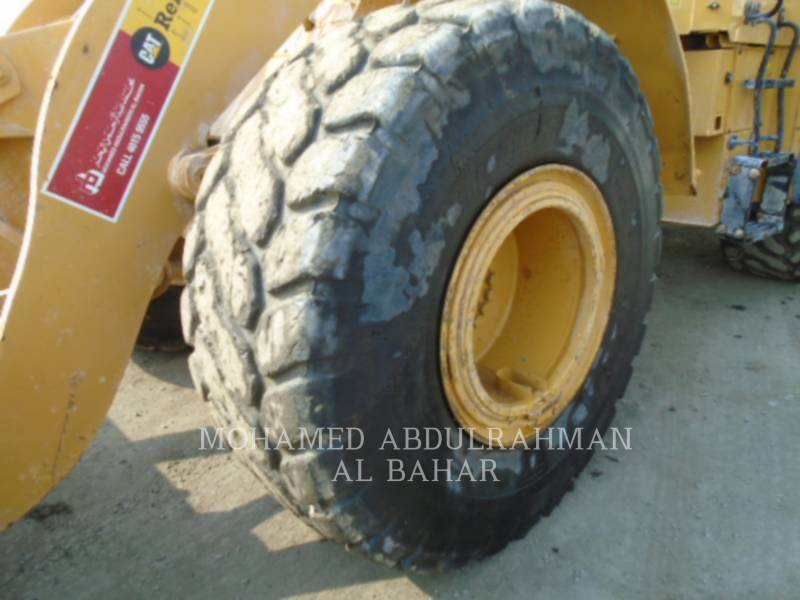 CATERPILLAR CARGADORES DE RUEDAS 950 H equipment  photo 12