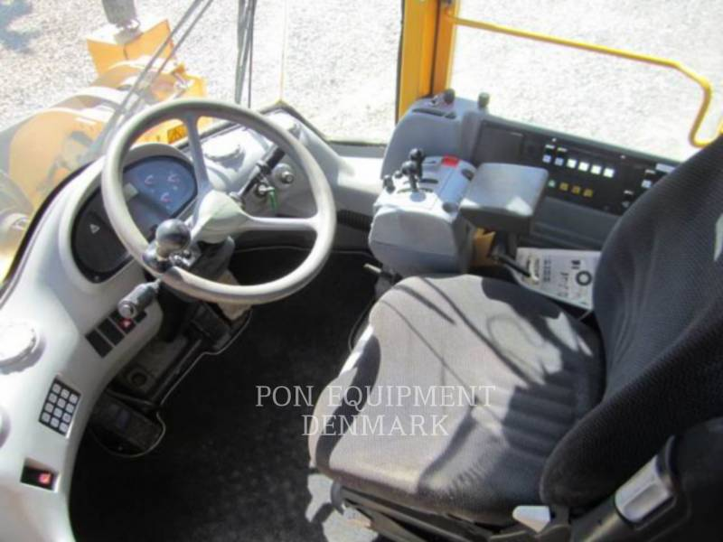 VOLVO CONSTRUCTION EQUIP BRASIL CARGADORES DE RUEDAS L150E equipment  photo 5