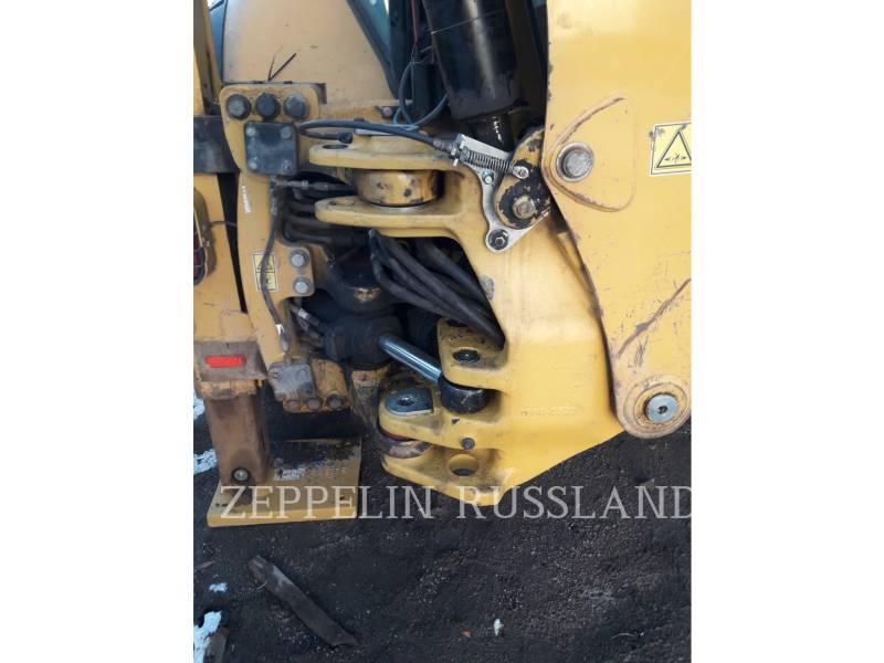 CATERPILLAR BAGGERLADER 434E equipment  photo 7