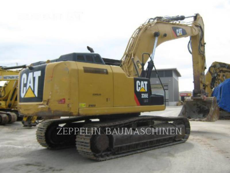 CATERPILLAR KETTEN-HYDRAULIKBAGGER 336ELNH equipment  photo 4