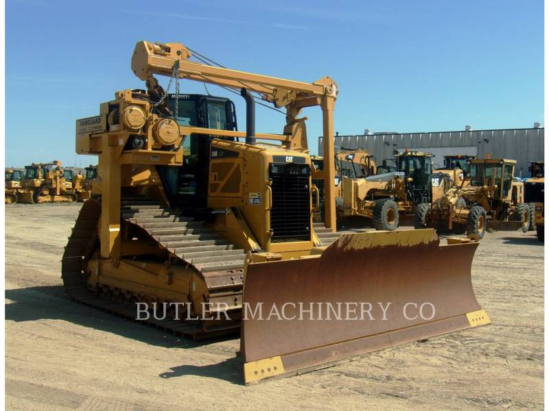 CATERPILLAR TRACTEURS POSE-CANALISATIONS D6N LGPCMB equipment  photo 2