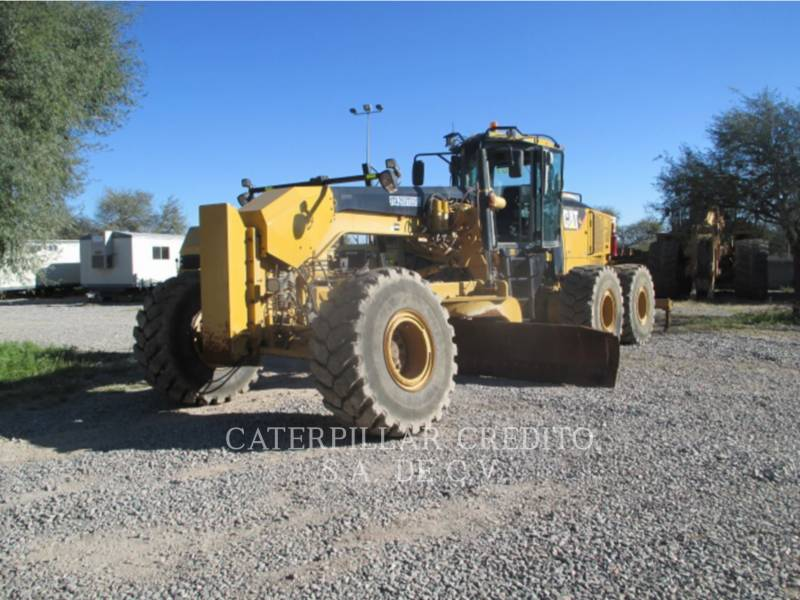 CATERPILLAR MOTONIVELADORAS 16M equipment  photo 10
