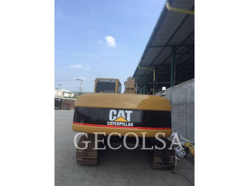 CATERPILLAR EXCAVADORAS DE CADENAS 320C equipment  photo 3