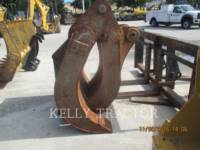 Equipment photo CATERPILLAR 928G QC МАССА - ГРАБЛИ 1
