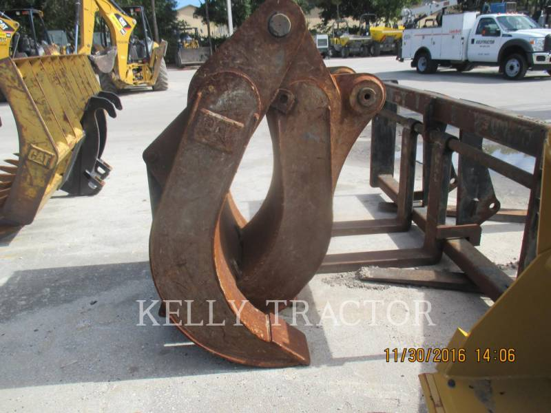 CATERPILLAR  RAKE 928G QC equipment  photo 1