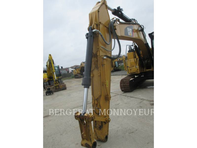 CATERPILLAR EXCAVADORAS DE CADENAS 325F CR equipment  photo 18