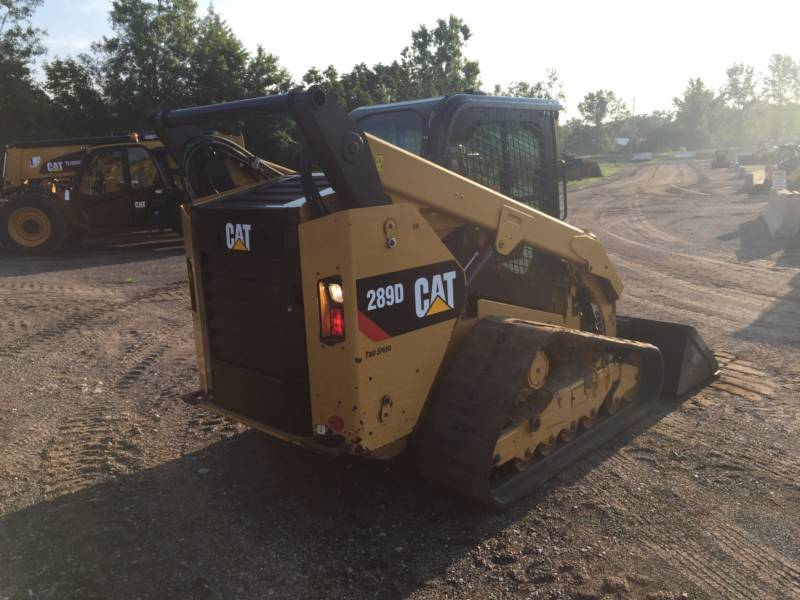 CATERPILLAR CARREGADEIRAS TODO TERRENO 289D equipment  photo 8
