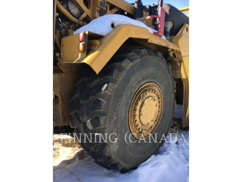 CATERPILLAR WHEEL TRACTOR SCRAPERS 627H equipment  photo 10