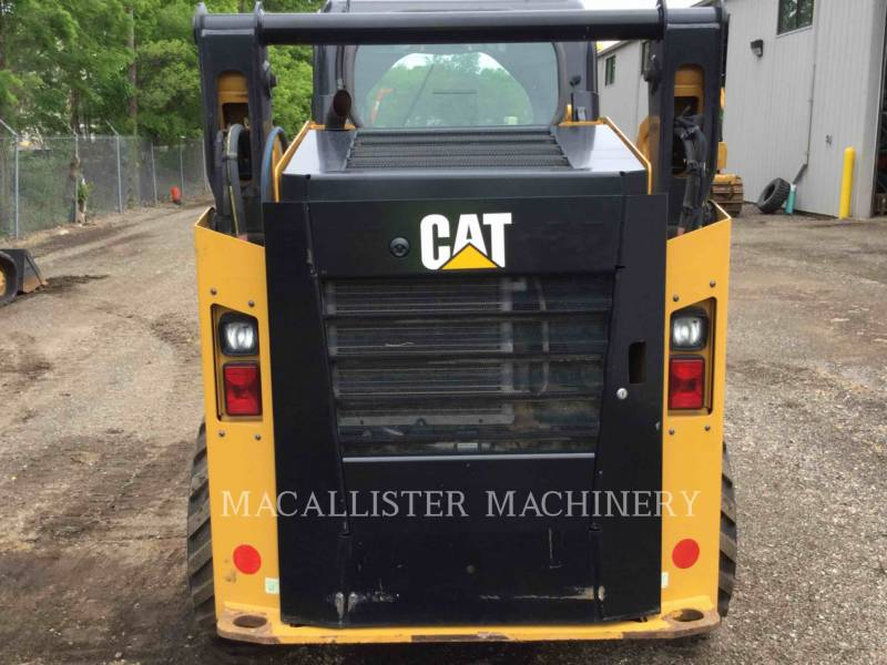 CATERPILLAR SKID STEER LOADERS 242 D equipment  photo 5
