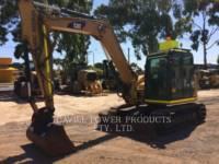 Equipment photo CATERPILLAR 308ECRSB TRACK EXCAVATORS 1
