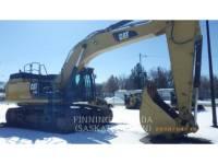 CATERPILLAR TRACK EXCAVATORS 349E equipment  photo 2