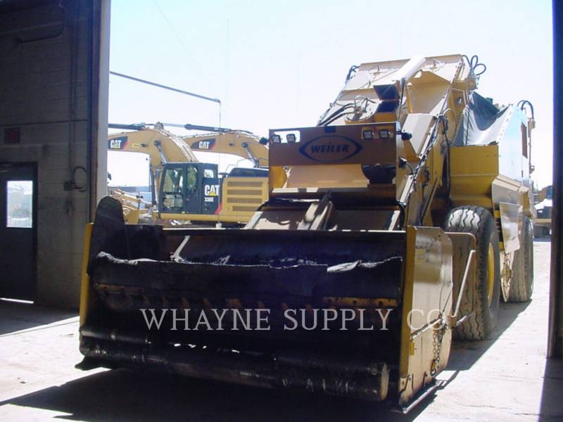 WEILER ASPHALT DISTRIBUTORS E2850 W27 equipment  photo 4