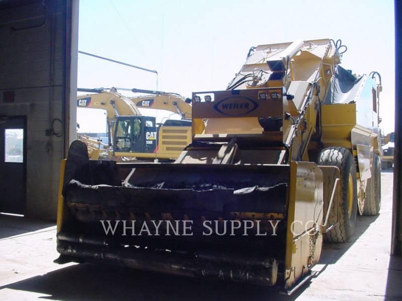WEILER アスファルト・ディストリビュータ E2850 W27 equipment  photo 4