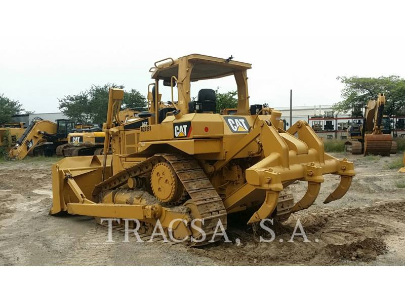 CATERPILLAR TRATORES DE ESTEIRAS D6T equipment  photo 4