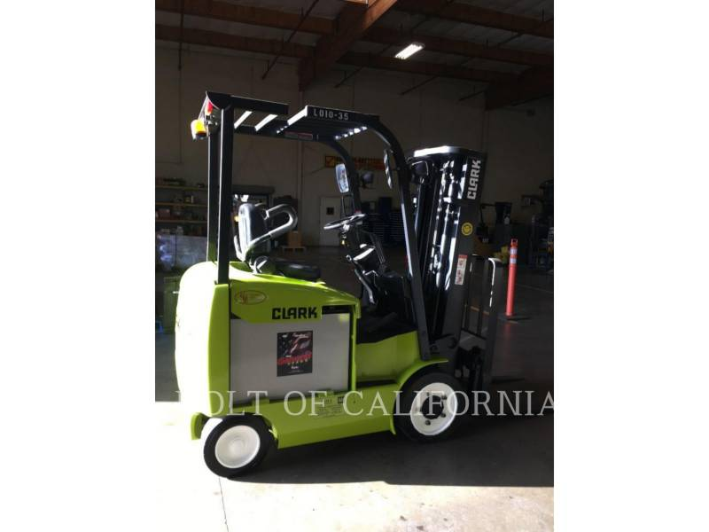 CLARK FORKLIFTS ECX20 equipment  photo 1